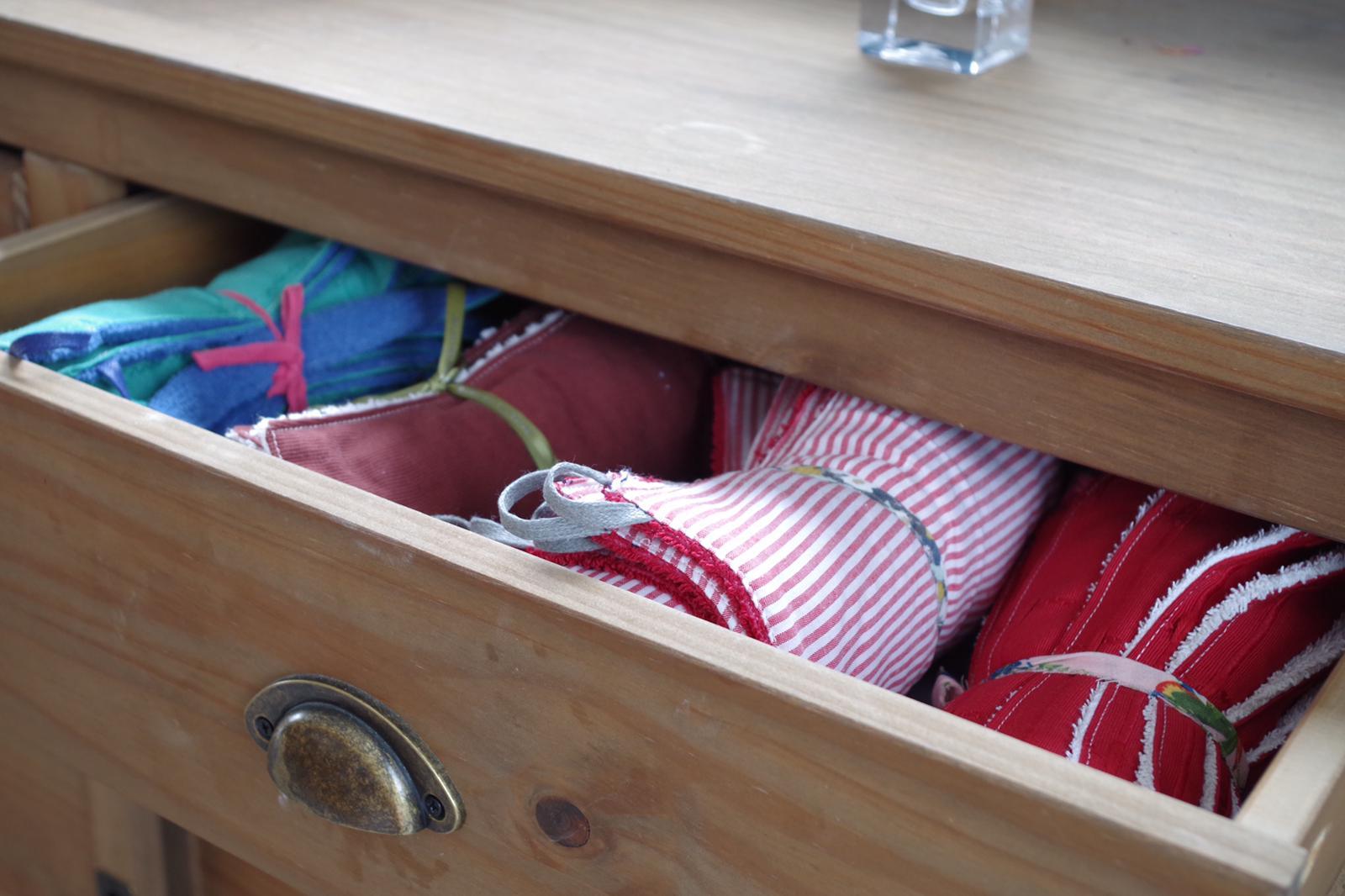 Essuie tout tiroir