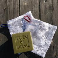 sac sauveur de savon savon de Marseille