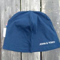 bonnet de bloc lavable John et Yoko