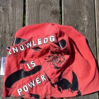 calot de bloc lavable knowledge is power