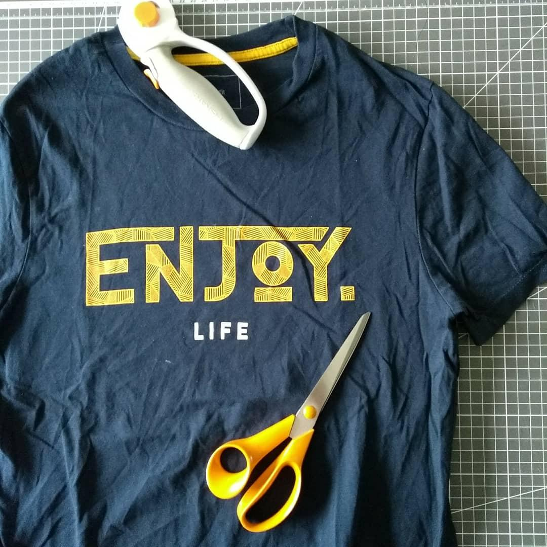 surcyclage tshirt