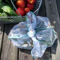 sacs à légumes en voilage