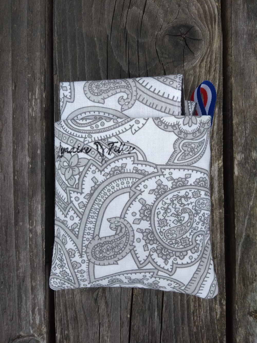 Mouchoir lavable MOCAMA pochette